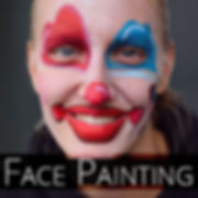 Putujući Zmaj Face paintig Oslikavanje lica Zagreb