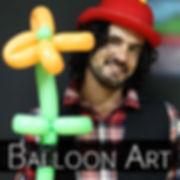 Putujući Zmaj Face paintig Oslikavanje lica Zagreb figure od balona