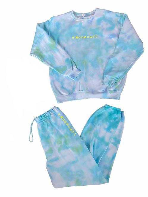 #MonesArt Custom Tie Dye Set