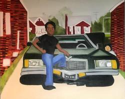 Daddy's Cadillac.