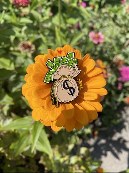 """Prosperity"" Pin"