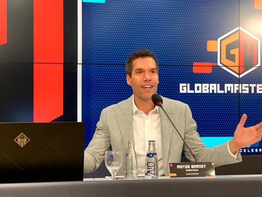 Pressekonferenz Global Masters
