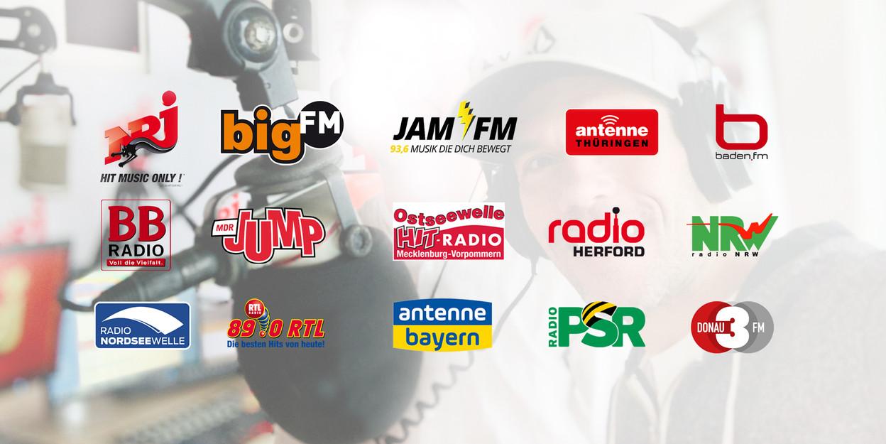 Referenzen Radio