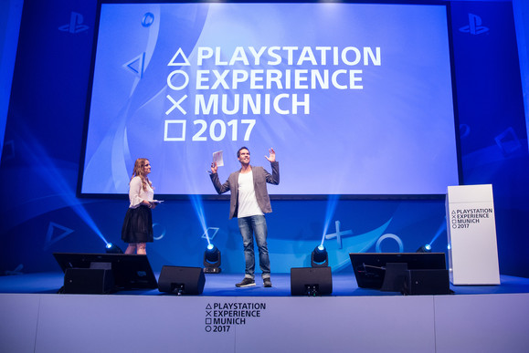 Branchen-Event - PlayStation