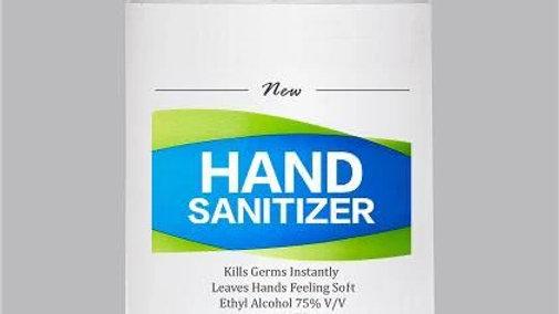 BLUE PLANT FARMS | Hand Sanitizer (8oz)