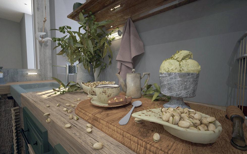 Details Kitchen visuals