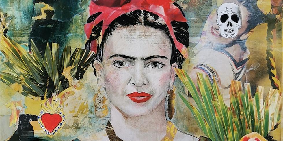 ART EXPO: Courageous Women Artists Series by @taliaward.art