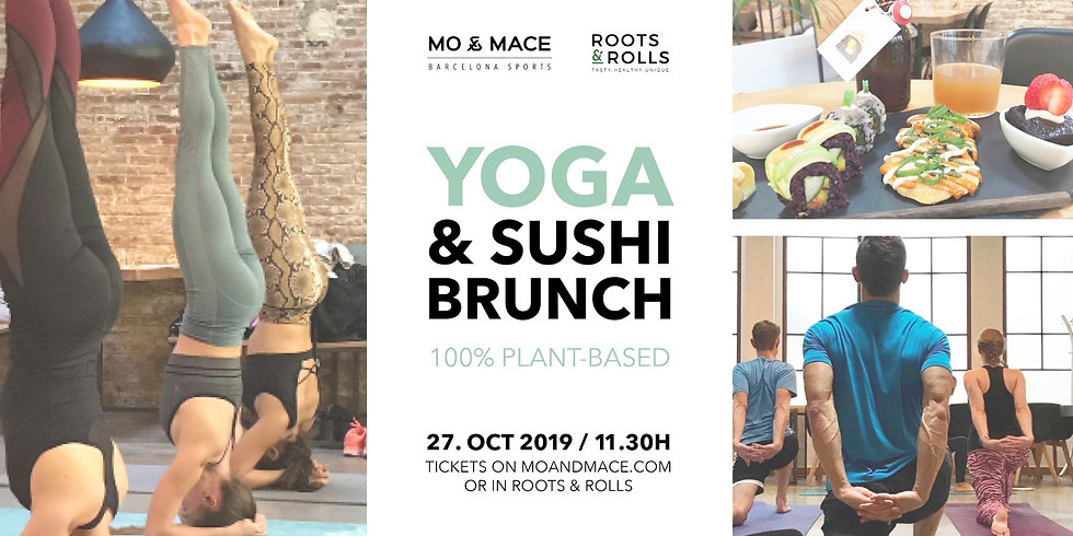 Yoga & Sushi Brunch
