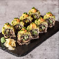 mentamame sushi Roots & Rolls Vegan Heal