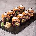 jumpin' jack sushi Roots & Rolls Vegan H