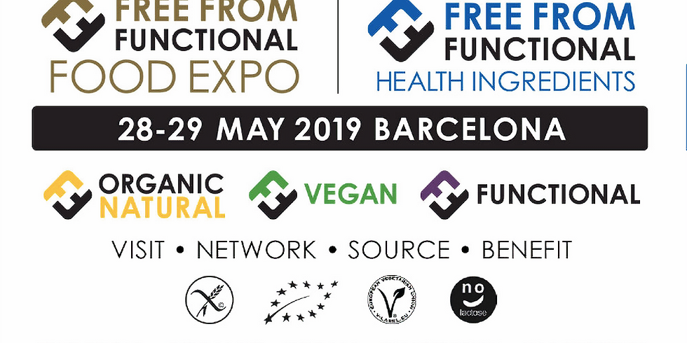 Attending Free From Food Expo 2019
