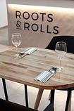 Roots & Rolls Restaurant Barcelona Healthy Sano