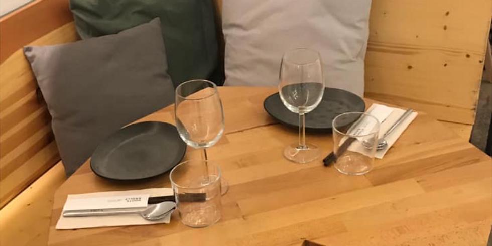 Cena San Valentín / Valentine's Dinner