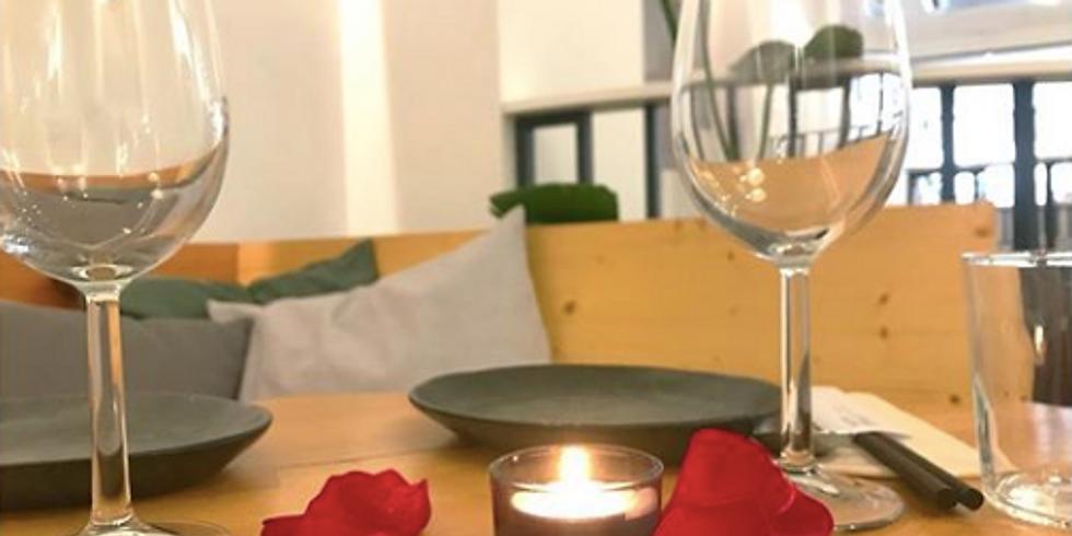 San Valentín - Cena Romantica