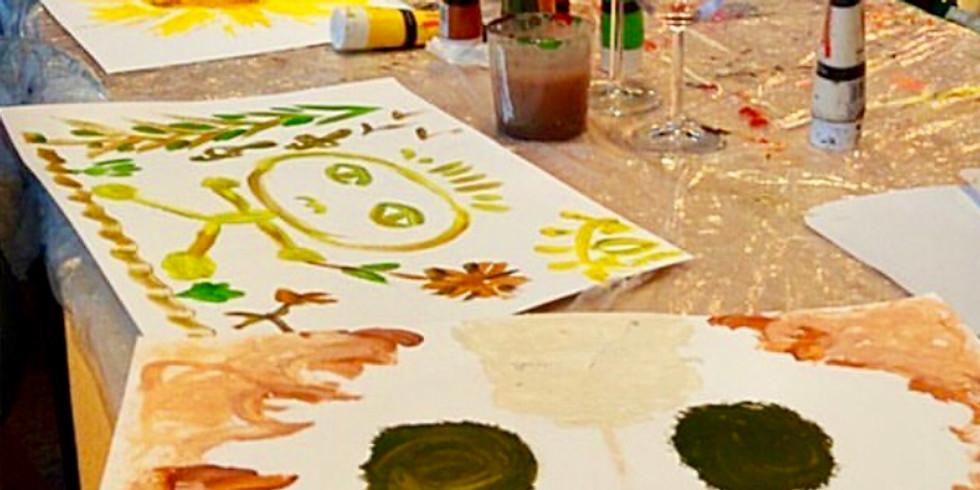 Creative and Unique Art Classes: With Vera