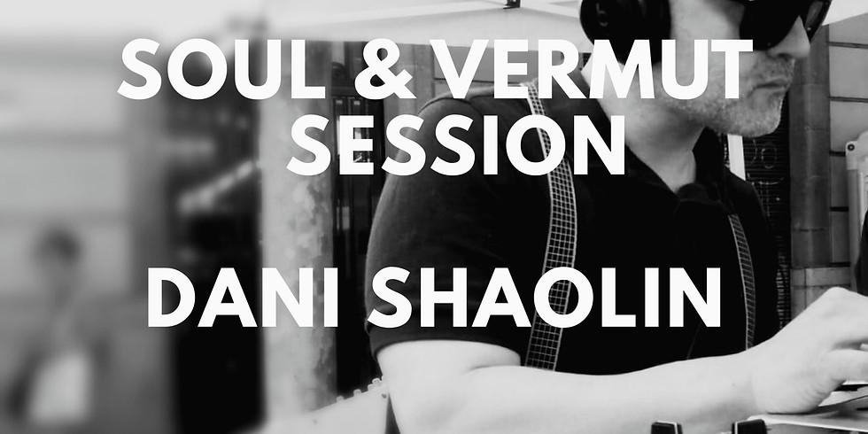 Soul & Vermut Session amb Dani Shaolin