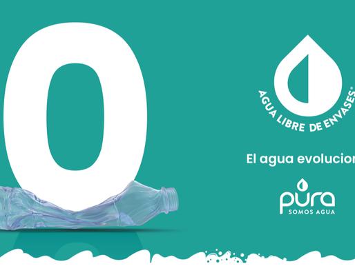 """""""Agua libre de envases"""": la propuesta de Grupo SC para Pura"""