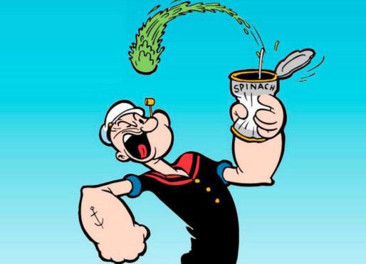 Ley de etiquetado de alimentos: tenemos que salvar a Popeye
