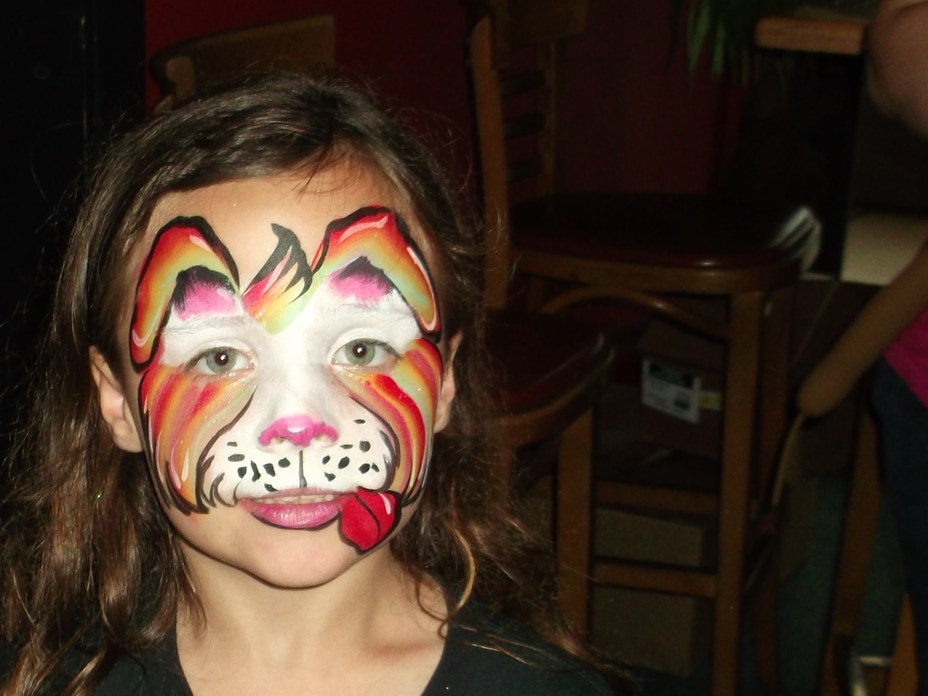 Face Painting & Balloon Twisting at Woody's BBQ in Ponte Vedra