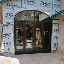 Install -  Large Door
