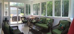 Porch Enclosure - Pella