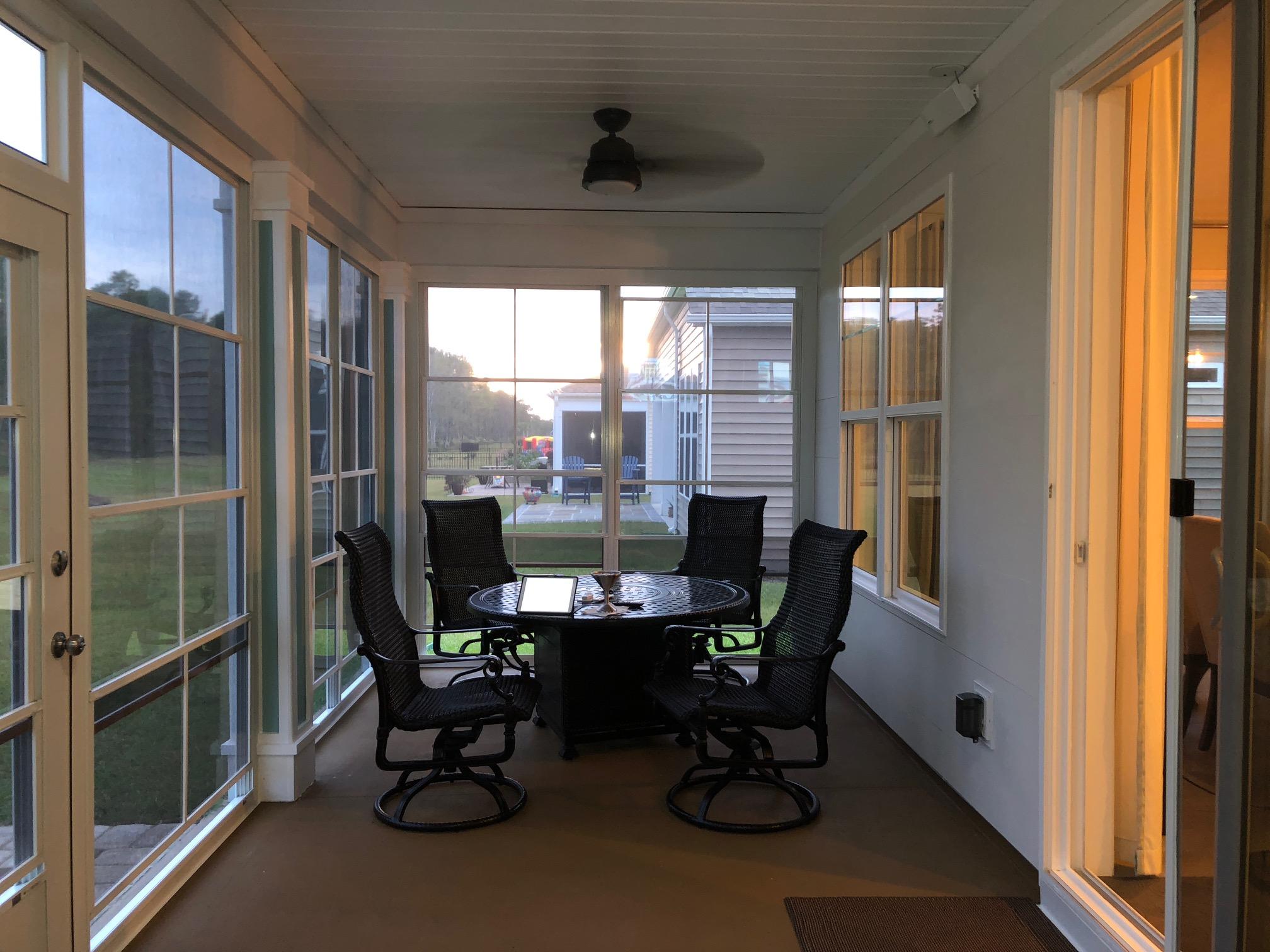 Porch Enclosure - EZ Breeze