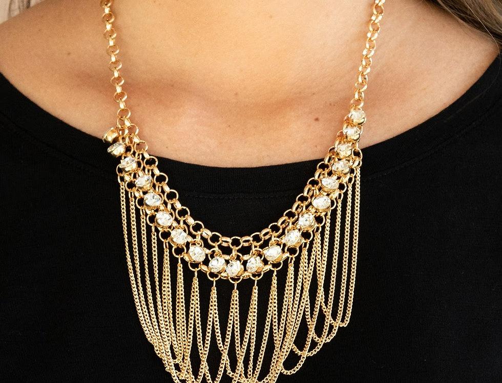 Flaunt Your Fringe - Gold