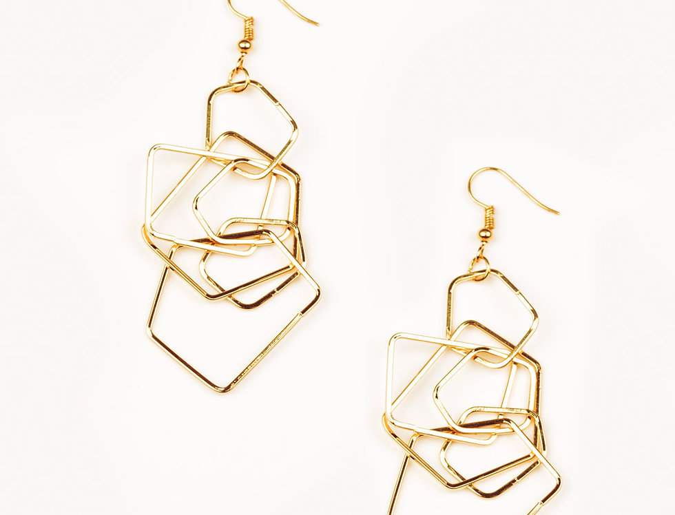 Five-Sided Fabulous - Gold