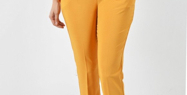 "The ""Tristan"" Ruffle Pocket Pants"