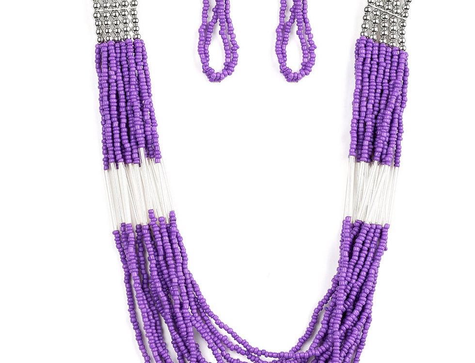 Let It BEAD - Purple