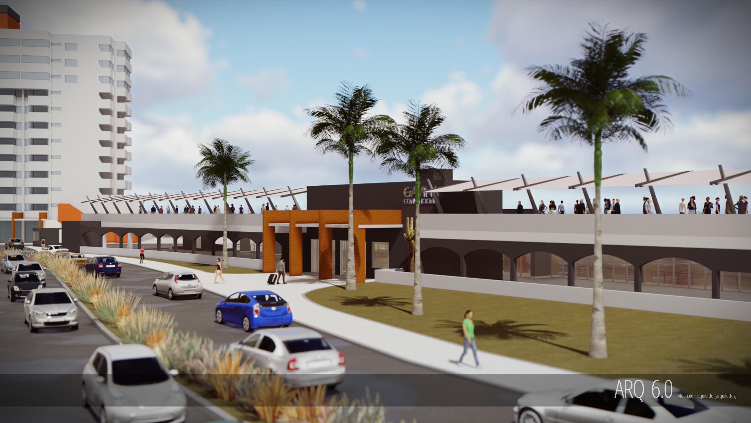 Proyecto Centro Convenciones Gavina