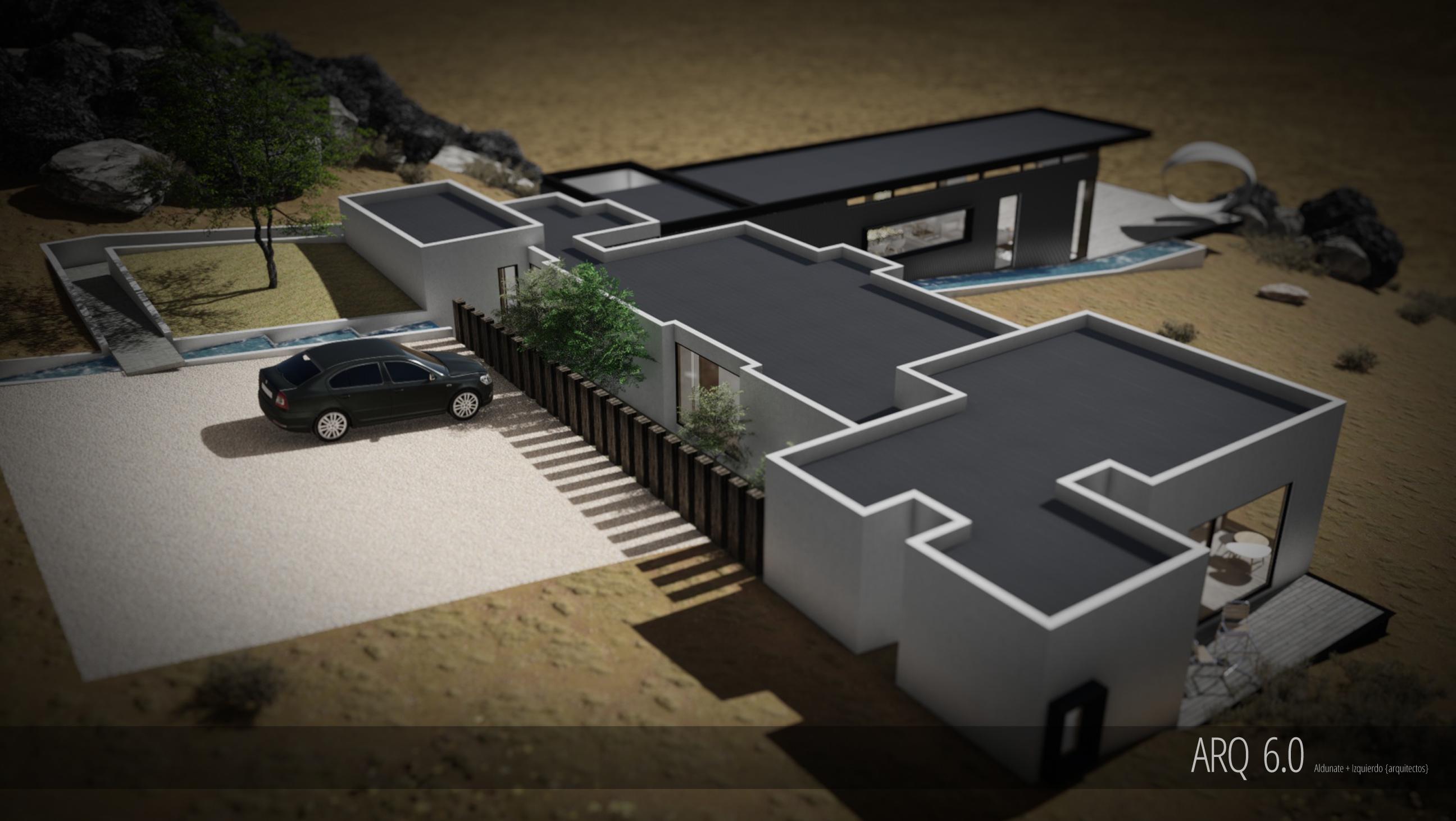 Arq6 - Casa Sotomayor - Renderings 12