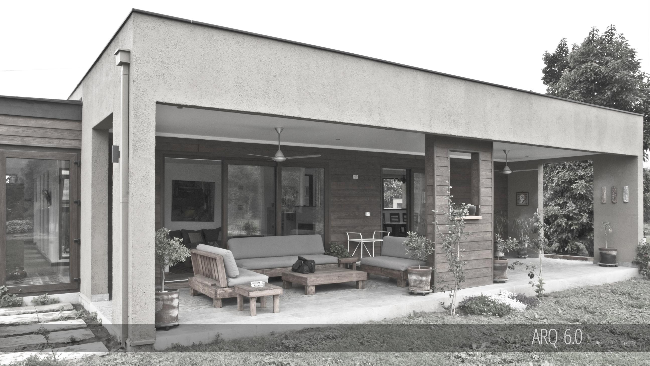 Arq6 - Casa Elzo Montero 19