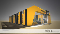 Stand Finning CAT - A - Exponor 2013