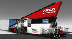 Stand Asgco - Exponor 2013