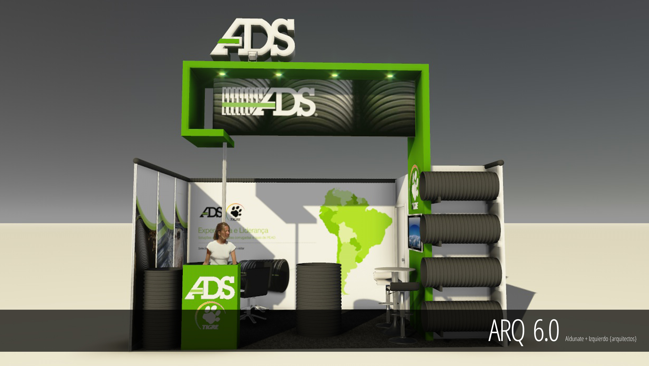 Stand ADS  - Exponor 2013