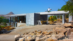Casa Balmaceda Construcción