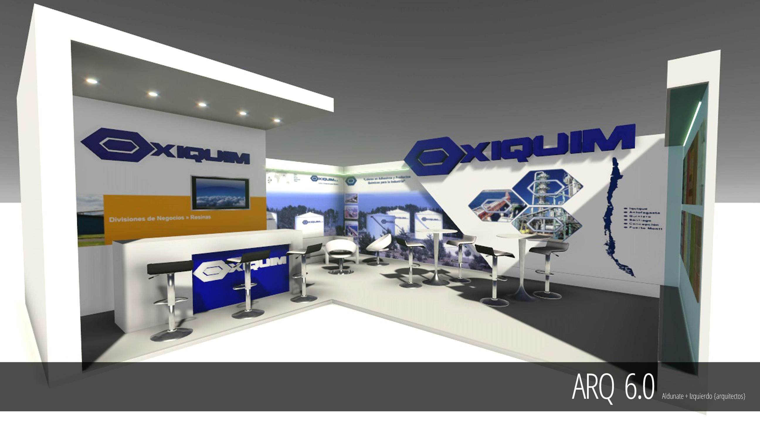 Stand Oxiquim - Expocorma 2013