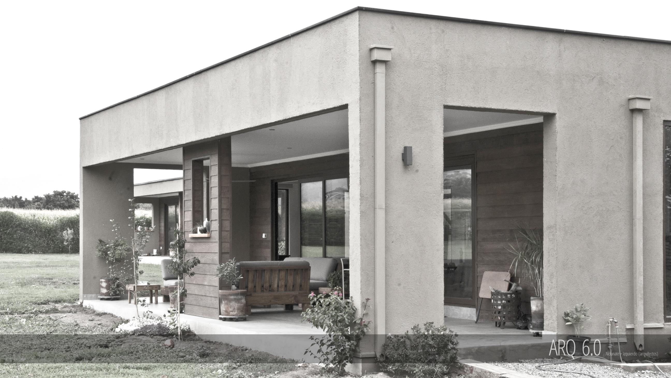 Arq6 - Casa Elzo Montero 14