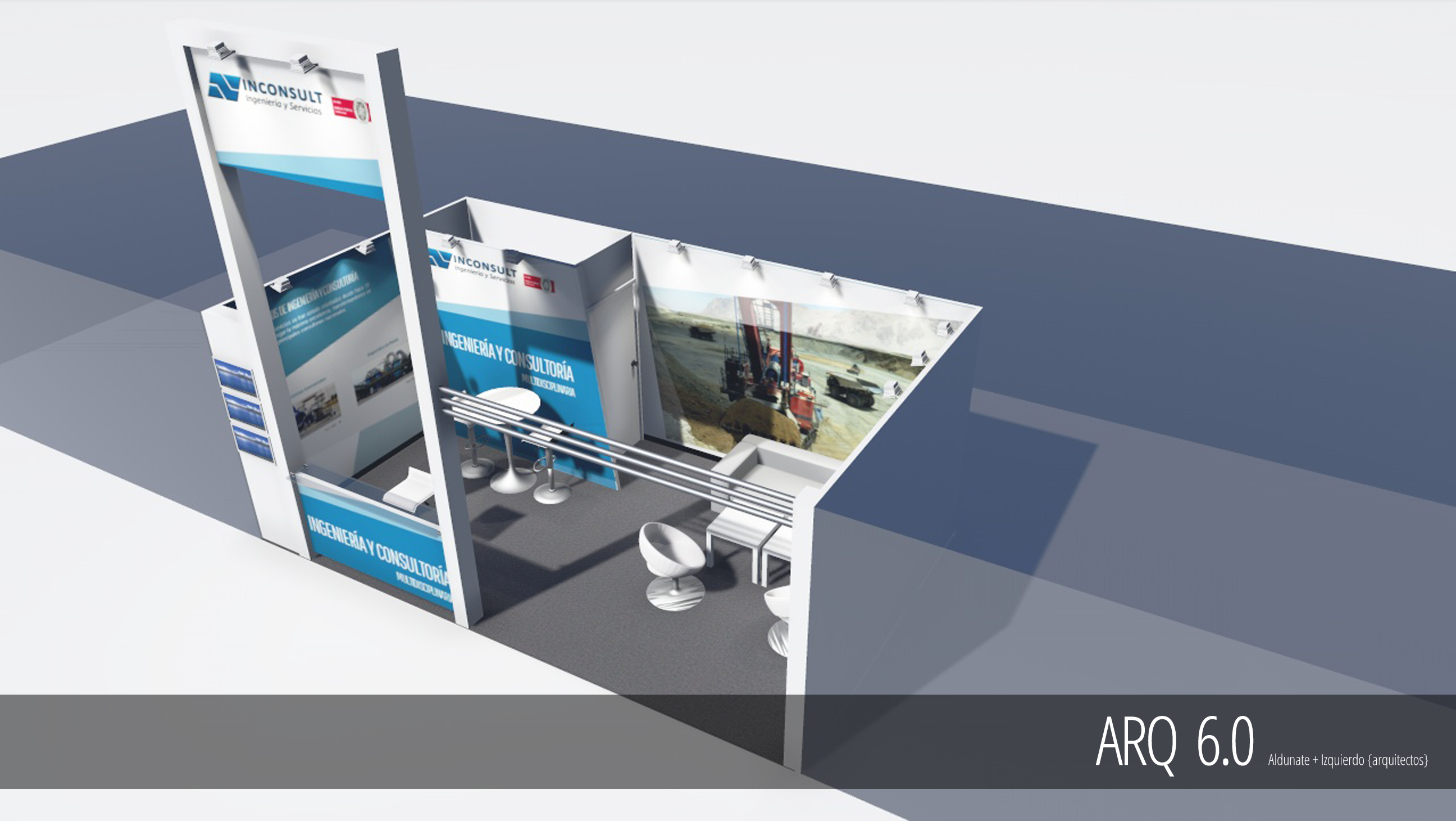 Stand Inconsult - Expomin 2014