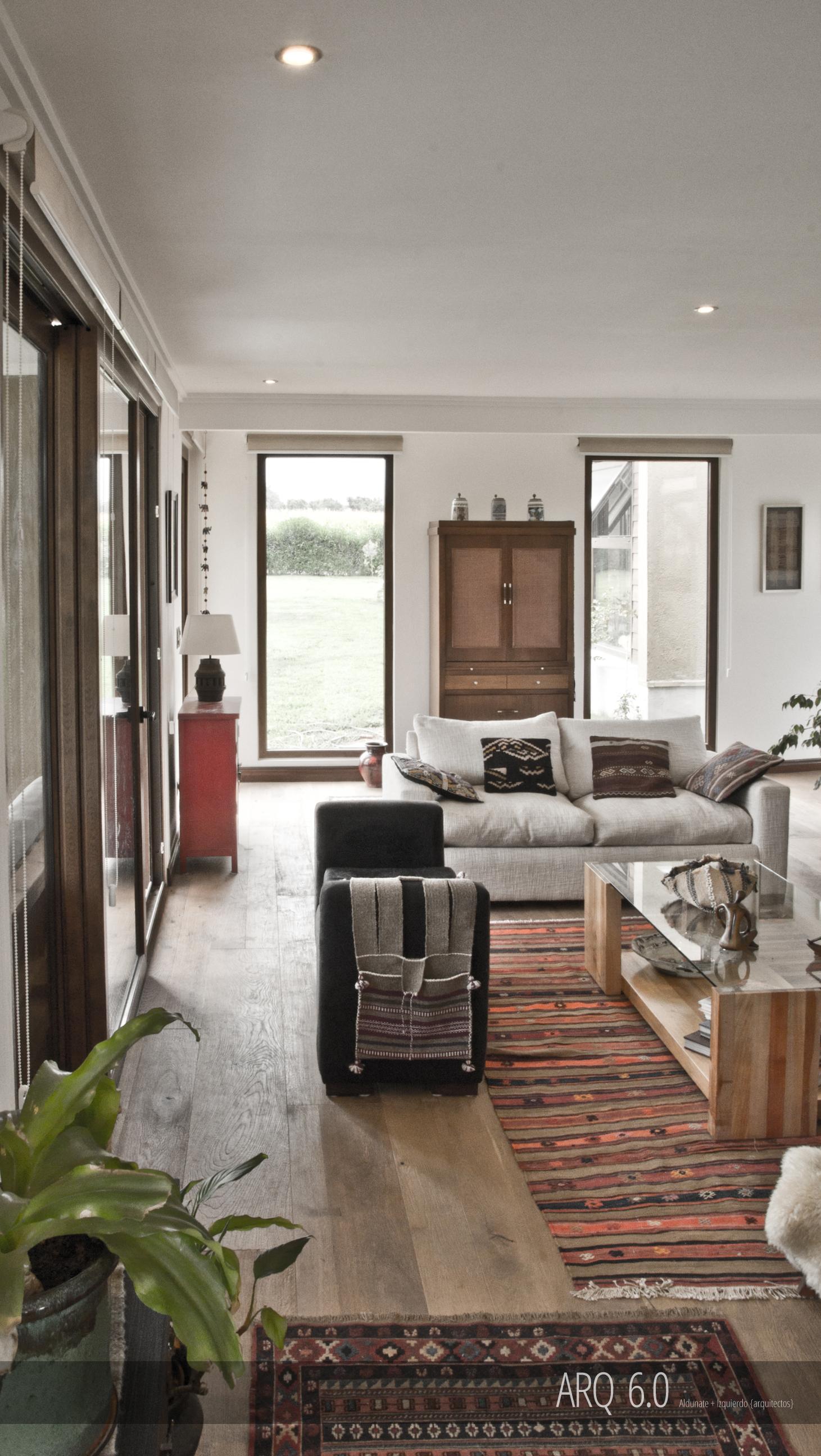 Arq6 - Casa Elzo Montero 40