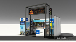 Stand Pat Traffic - Exponor 2013