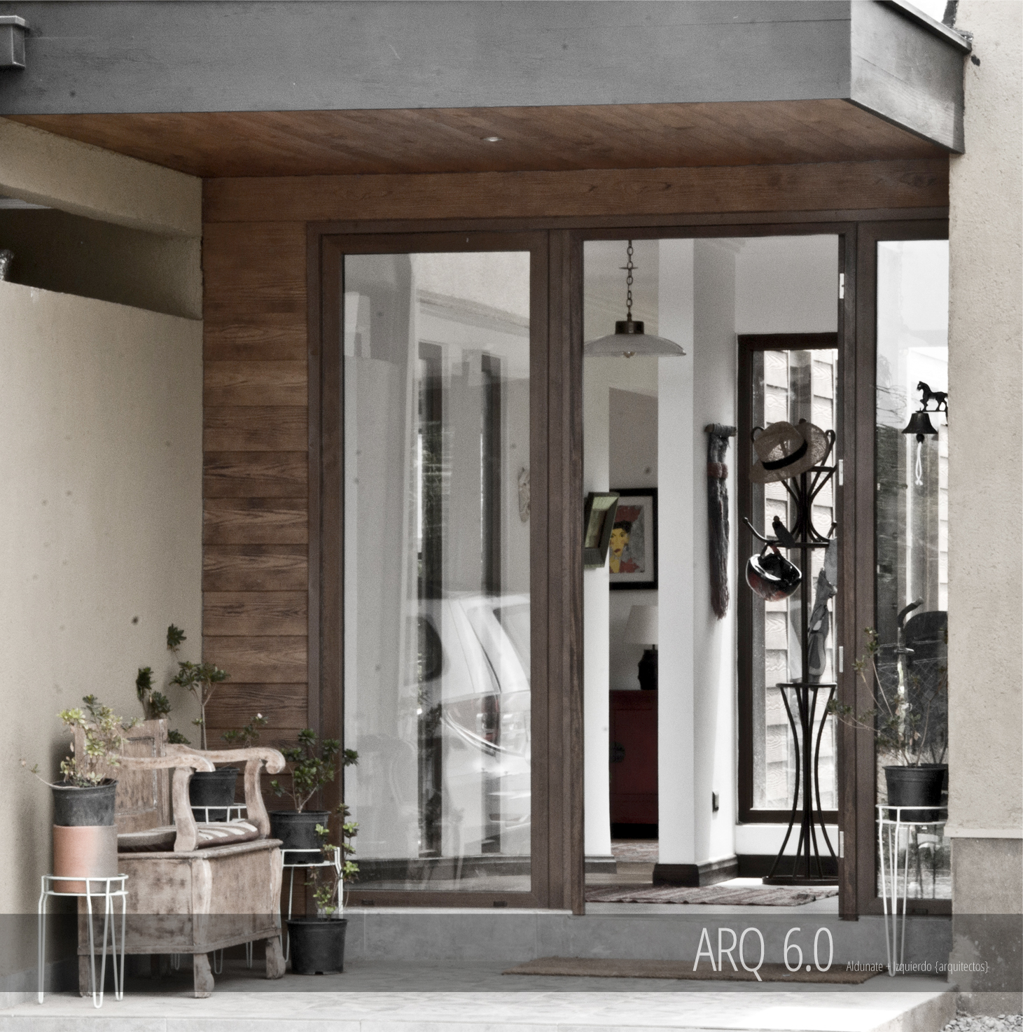 Arq6 - Casa Elzo Montero 45