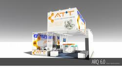 Stand ATT - Exponor 2013