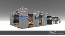 Stand Teknip - Expocorma 2013