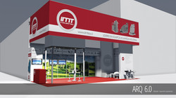 Stand IMT Industrial - Expomin 2014