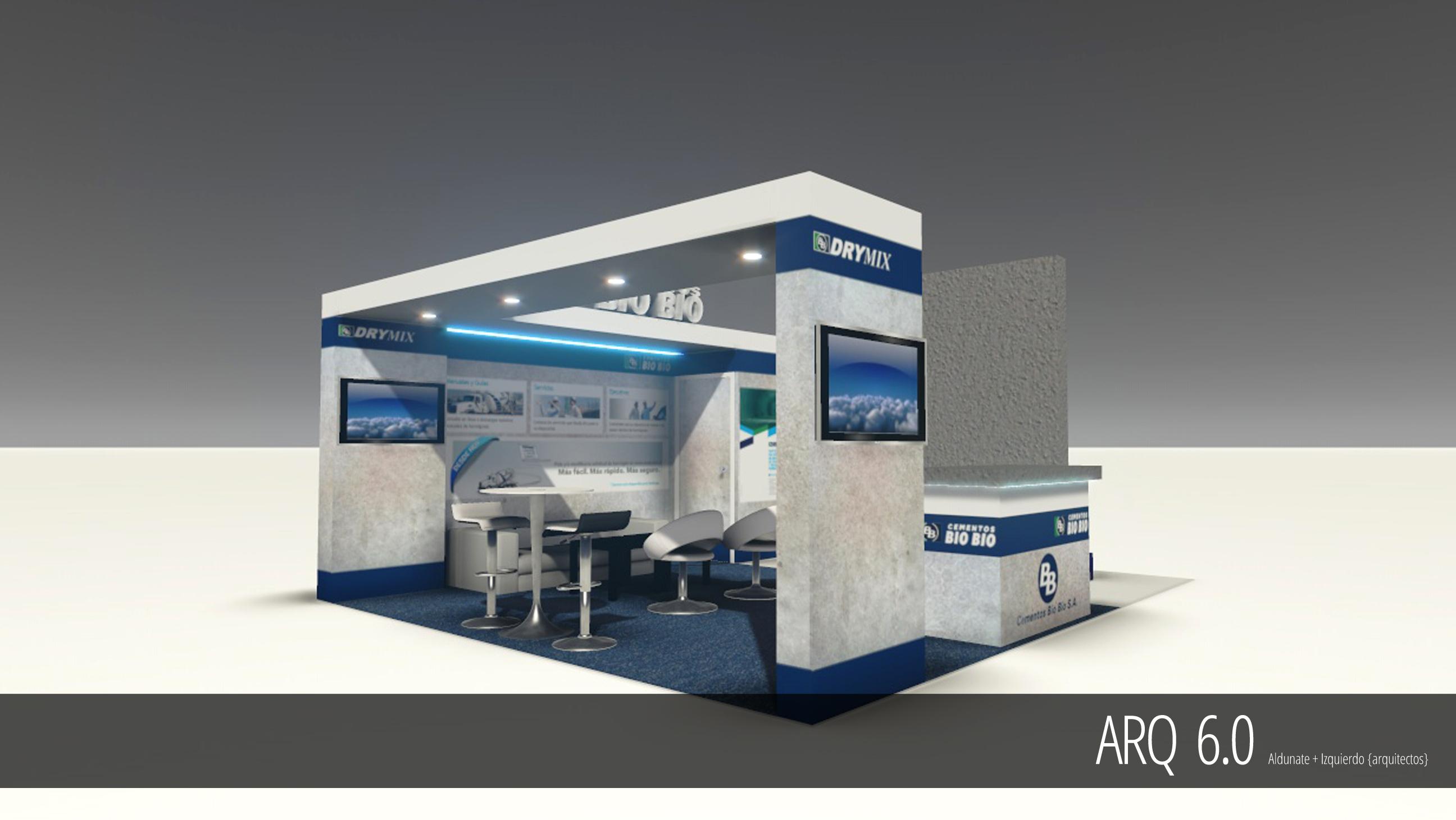 Stand Cementos BioBio - Edifica 2013