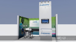 Stand Lavaware - Expomin 2014