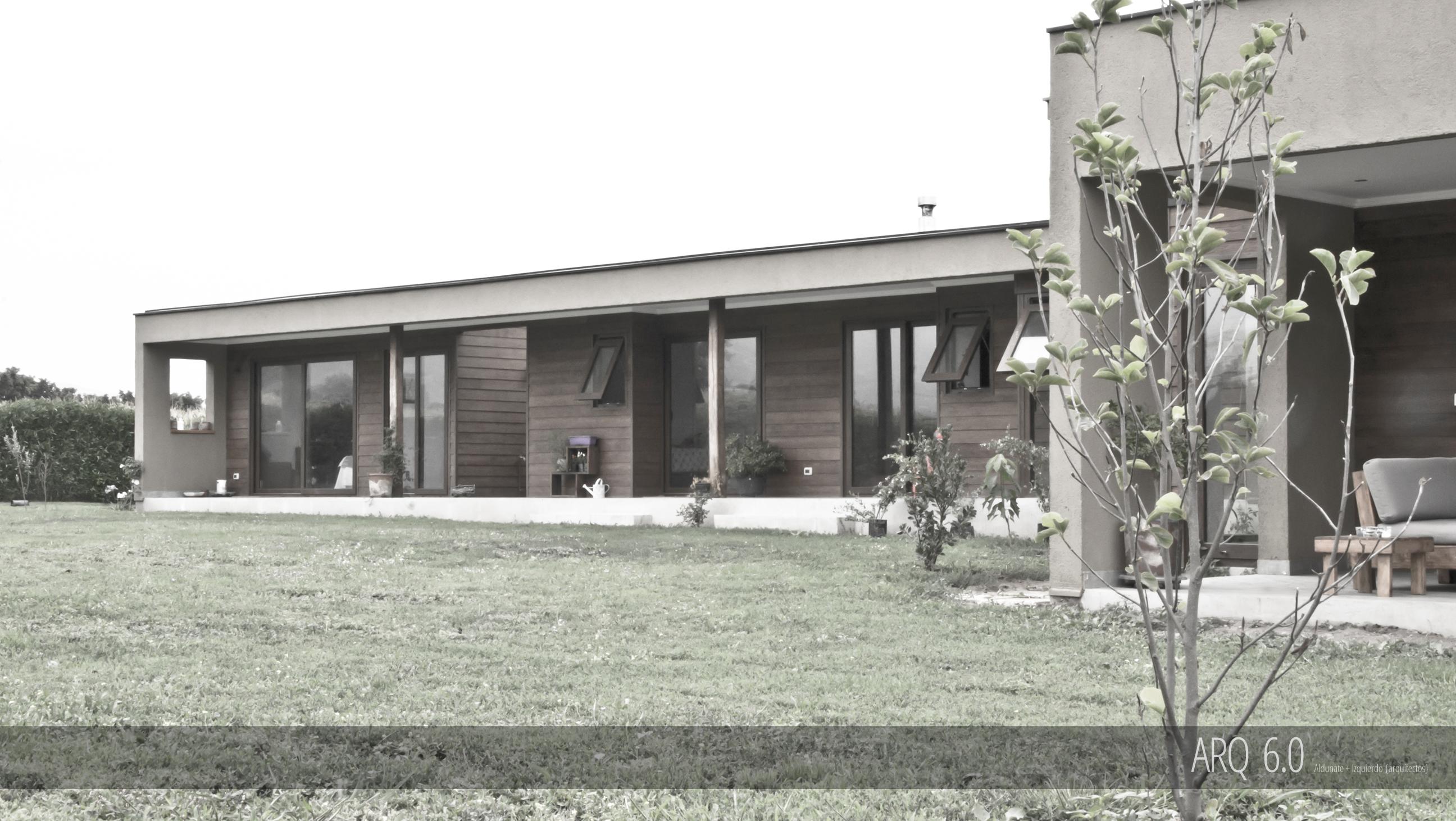 Arq6 - Casa Elzo Montero 18