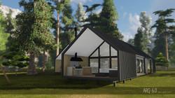Arq6 - Casa Modular